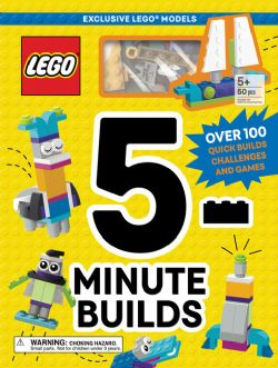 LEGO -  5 MINUTE BUILDS