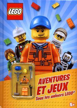 LEGO -  AVENTURES ET JEUX