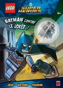 LEGO -  BATMAN CONTRE LE JOKER ! -  DC SUPER HEROES