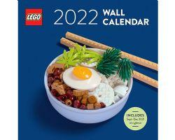 LEGO -  CALENDRIER 2021 (16 MOIS)