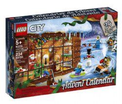 LEGO CITY -  CALENDRIER DE L'AVENT (234 PIÈCES) 60203
