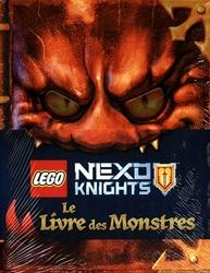 LEGO -  LE LIVRE DES MONSTRES -  NEXO KNIGHTS