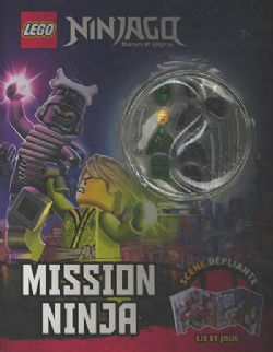 LEGO -  MASTERS OF SPINTJITZU - MISSION NINJA -  LEGO NINJAGO