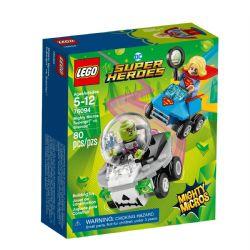 LEGO -  MIGHTY MICROS: SUPERGIRL VS. BRAINIAC 76094