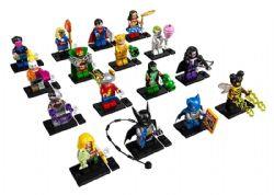 LEGO -  MINIFIGURES -  DC SUPER HEROES 71026