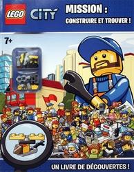 LEGO -  MISSION: CONSTRUIRE DE TROUVER -  LEGO CITY
