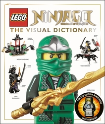 LEGO -  THE VISUAL DICTIONARY -  LEGO NINJAGO