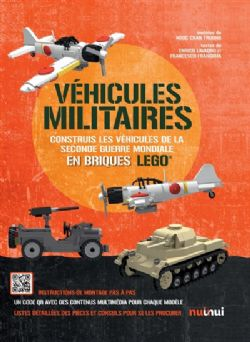 LEGO -  VÉHICULES MILITAIRES