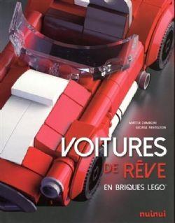 LEGO -  VOITURES DE RÊVE EN BRIQUES LEGO