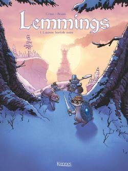 LEMMINGS -  L'AURORE BORÉALE NOIRE 01
