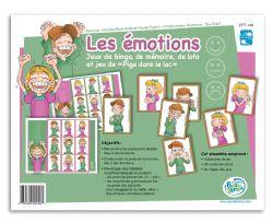 LES ÉMOTIONS (FRANÇAIS)