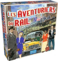 LES AVENTURIERS DU RAIL -  NEW YORK 1960 (FRANÇAIS)