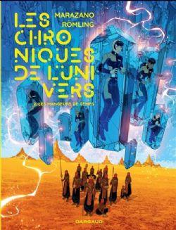 LES CHRONIQUES DE L'UNIVERS -  LES MANGEURS DE TEMPS 02