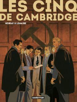 LES CINQ DE CAMBRIDGE -  INTÉGRALE