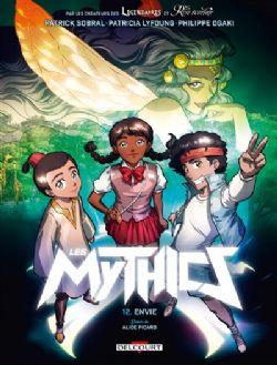 LES MYTHICS -  ENVIE 12