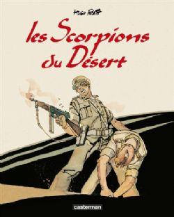 LES SCORPIONS DU DESERT -  L'INTÉGRALE (ÉDITION 2021)