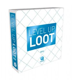 LEVEL UP LOOT BOX #1 (ANGLAIS)