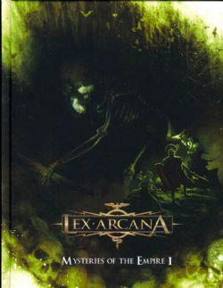 LEX ARCANA -  MYSTERIES OF THE EMPIRE (ANGLAIS)