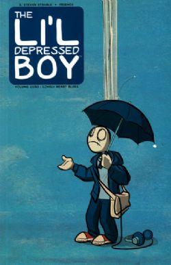 LI'L DEPRESSED BOY, THE -  LIVRE USAGÉ - LONELY HEART BLUES TP (ANGLAIS)
