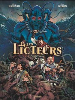 LICTEURS, LES -  DAGON 02