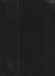 LIGHTHOUSE -  CLASSEUR NOIR 16 FEUILLES (32 PAGES BLANCHES)
