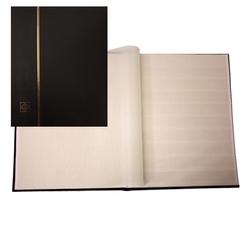 LIGHTHOUSE -  CLASSEUR NOIR 8 FEUILLES (16 PAGES BLANCHES)