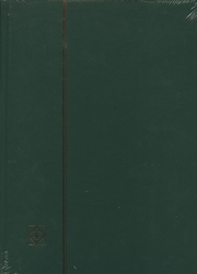 LIGHTHOUSE -  CLASSEUR VERT 16 FEUILLES (32 PAGES BLANCHES)
