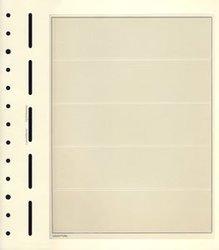 LIGHTHOUSE -  FEUILLE DE CLASSEMENT LB5 POUR ALBUM LIGHTHOUSE (PAQUET DE 10)