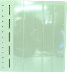 LIGHTHOUSE -  FEUILLE DE CLASSEMENT LB5V POUR ALBUM LIGHTHOUSE (PAQUET DE 10)