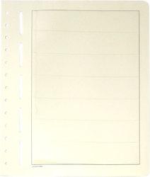 LIGHTHOUSE -  FEUILLE DE CLASSEMENT LB7 POUR ALBUM LIGHTHOUSE (PAQUET DE 10)