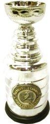 LIGHTNING DE TAMPA BAY -  RÉPLIQUE COUPE STANLEY 2003-04 (23CM)