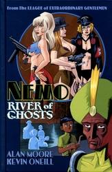 LIGUE DES GENTLEMEN EXTRAORDINAIRES -  NEMO:RIVER OF GHOSTS HC -  NEMO