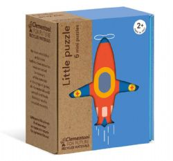 LITTLE PUZZLE -  6 MINI PUZZLES (TRANSPORTS)