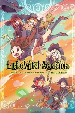 LITTLE WITCH ACADEMIA -  (V.A.) 03