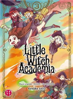 LITTLE WITCH ACADEMIA -  (V.F.) 03