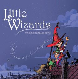 LITTLE WIZARDS (ANGLAIS)