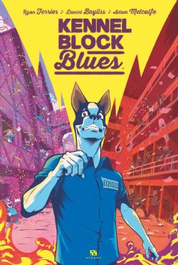 LIVRE USAGÉ - KENNEL BLOCK BLUES (V.F.)