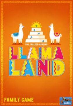 LLAMALAND (ANGLAIS)