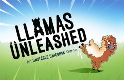 LLAMAS UNLEASHED (ANGLAIS)