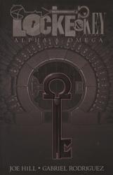 LOCKE & KEY -  ALPHA AND OMEGA TP 06