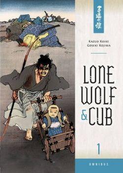 LONE WOLF & CUB -  OMNIBUS MM 01