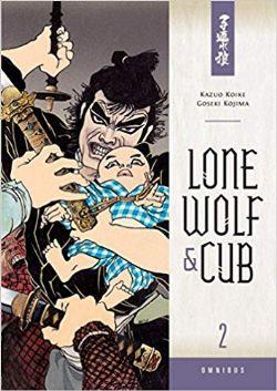 LONE WOLF & CUB -  OMNIBUS MM 02