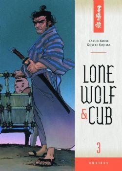LONE WOLF & CUB -  OMNIBUS MM 03