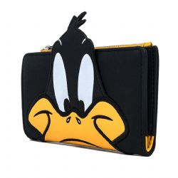 LOONEY TUNES -  PORTE-FEUILLES DAFFY DUCK -  LOUNGEFLY