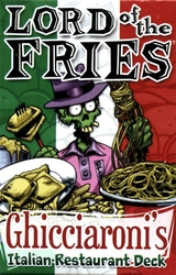 LORD OF THE FRIES -  LORD OF THE FRIES - GHICCIARONI'S EXPANSION