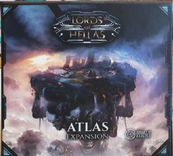 LORDS OF HELLAS -  ATLAS (ANGLAIS)