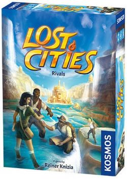 LOST CITIES -  RIVALS (ANGLAIS)