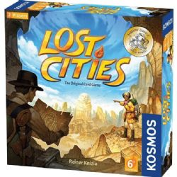 LOST CITIES -  WITH 6TH EXPEDITION (ANGLAIS)