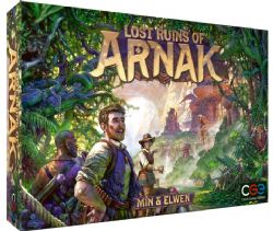 LOST RUINS OF ARNAK (ANGLAIS)