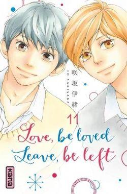 LOVE, BE LOVED LEAVE, BE LEFT -  (V.F) 11